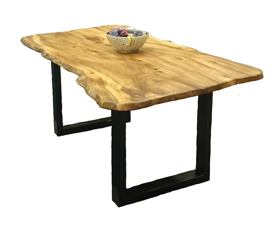 Natural Edge Wood Furniture – Mud and Wood